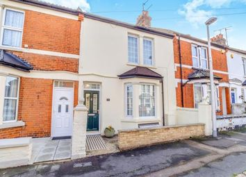 Thumbnail 3 bed terraced house for sale in Crosley Road, Gillingham, Kent, .