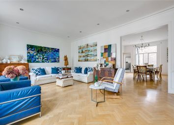 Thumbnail 4 bed flat for sale in Wilton Crescent, London