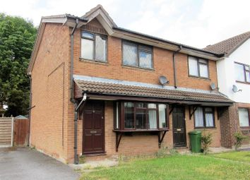 Thumbnail 3 bedroom town house for sale in Haybarn Close, Littlethorpe, Leicester