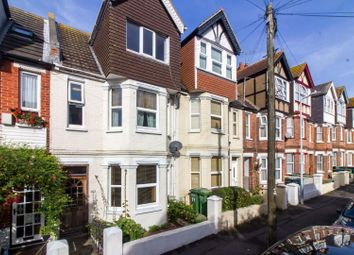 Thumbnail 4 bed terraced house to rent in Linden Crescent, Folkestone