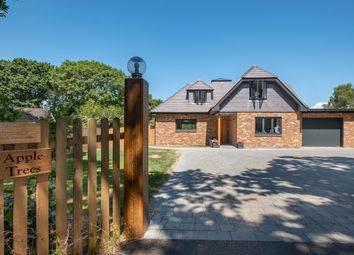 Thumbnail 4 bed detached house for sale in Ashlake Copse Road, Fishbourne, Isle Of Wight