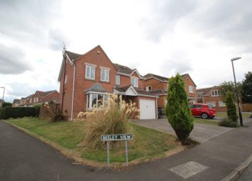 6 bed detached house for sale in Beeley View, Chesterfield S42