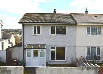 Thumbnail 3 bedroom semi-detached house to rent in Kings Tamerton Road, Plymouth