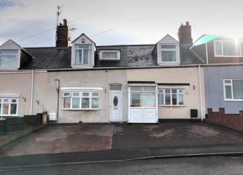 Thumbnail 3 bed terraced house for sale in North Street, New Silksworth, Sunderland
