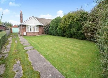Thumbnail 3 bedroom bungalow for sale in Mill Lane, Saxilby, Lincoln, Lincolnshire