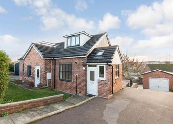 Thumbnail 5 bedroom bungalow for sale in Newbridge Lane, Old Whittington, Chesterfield, Derbyshire
