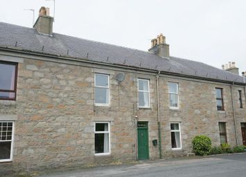Thumbnail 3 bed flat to rent in Woodside Terrace, Udny Station