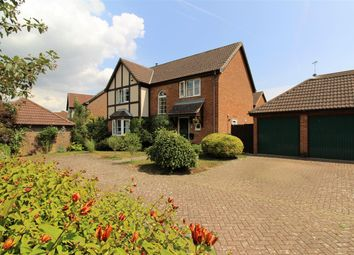 4 bed detached house for sale in Conker Close, Park Farm, Kingsnorth, Ashford TN23