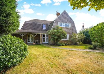Thumbnail 4 bed detached house for sale in Chestnut Avenue, Esher, Surrey