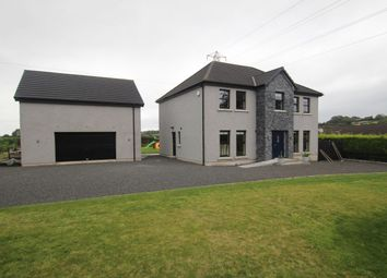 Thumbnail 4 bed detached house for sale in Ballycorr Road, Ballyclare