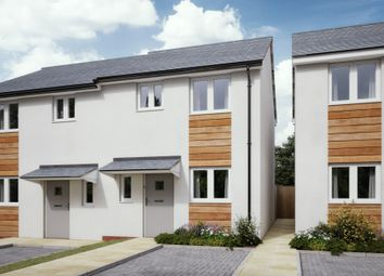 Thumbnail 2 bed terraced house for sale in The Vines, Henry Avent Gardens, Plymouth Devon