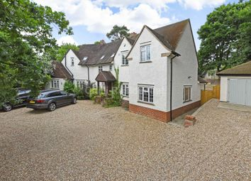 Thumbnail 5 bed detached house to rent in Salisbury Road, Farnborough