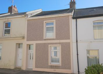 Thumbnail 2 bed terraced house for sale in Neswick Street, Plymouth