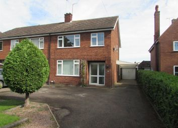 Thumbnail 3 bedroom semi-detached house to rent in Wolseley Road, Rugeley