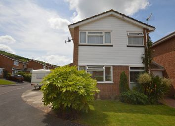 Thumbnail 3 bed link-detached house for sale in Walsh Close, Weston-Super-Mare