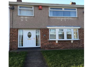 Thumbnail 3 bed terraced house for sale in Ford Drive, Blyth