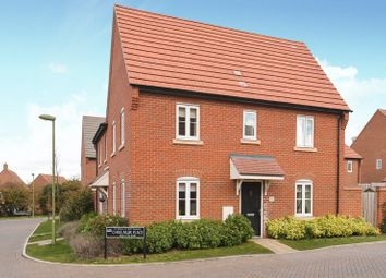 Thumbnail 3 bed semi-detached house for sale in Chris Muir Place, Didcot