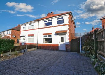 Thumbnail 3 bed semi-detached house for sale in Ferryhill Road, Irlam, Manchester
