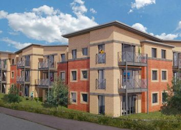 Thumbnail 2 bed flat for sale in Hampden Square, Aylesbury