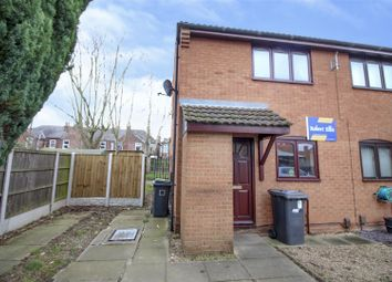 Thumbnail 2 bed town house for sale in Warren Avenue, Stapleford, Nottingham