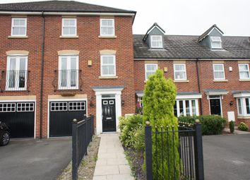 Thumbnail 4 bed town house for sale in Atlanta Gardens, Great Sankey, Warrington