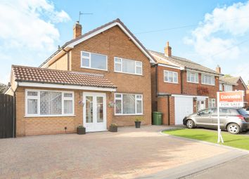 Thumbnail 4 bed detached house for sale in Hawthorne Road, Wednesfield, Wolverhampton
