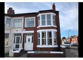 Thumbnail Room to rent in Trevor Road, Liverpool
