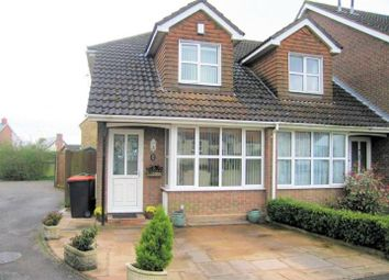 Thumbnail 2 bed end terrace house to rent in Northcliffe, Eaton Bray, Dunstable