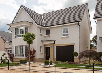 "Thumbnail 4 bed detached house for sale in ""Fairmount"" at Glassford Road, Strathaven"