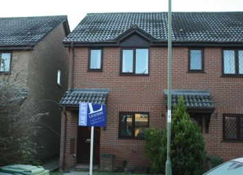 Thumbnail 2 bed property for sale in Stirling Crescent, Hedge End, Southampton