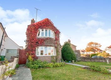 Thumbnail 3 bed detached house for sale in Milton Crescent, Eastbourne