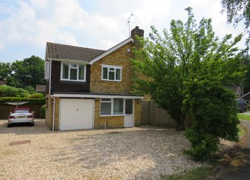 Thumbnail 3 bed detached house for sale in Ringwood Drive, North Baddesley, Southampton