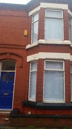 Thumbnail 3 bed terraced house to rent in Silverdale Avenue, Tuebrook, Liverpool