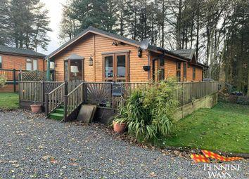 Thumbnail 2 bed lodge for sale in Pinewood Grove, Coanwood, Haltwhistle, Northumberland