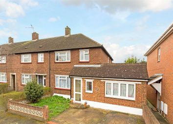 Thumbnail 4 bed terraced house for sale in Carlton Road, Walton-On-Thames, Surrey