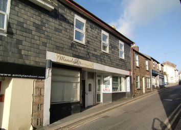 Thumbnail 2 bed flat to rent in Higher Fore Street, Redruth, Cornwall