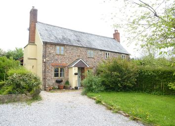 Thumbnail 3 bed semi-detached house for sale in Appledore Cottages, Burlescombe, Tiverton