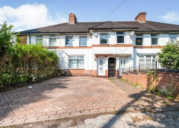 3 bed terraced house for sale in College Road, Birmingham B44