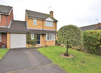 Thumbnail 3 bed link-detached house for sale in Wellesbourne Close, Abingdon, Oxfordshire