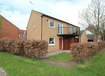 Thumbnail 1 bedroom property for sale in Blackbird Way, Witham St. Hughs, Lincoln