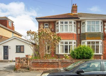 Thumbnail Semi-detached house for sale in Knightsdale Road, Weymouth