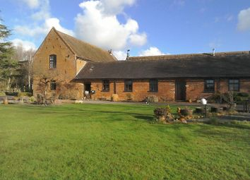 Thumbnail 4 bed barn conversion for sale in Caynton, Newport
