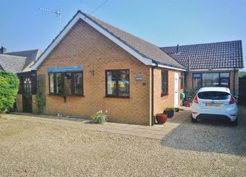 Thumbnail 3 bed detached bungalow for sale in Lowgate, Lutton, Spalding
