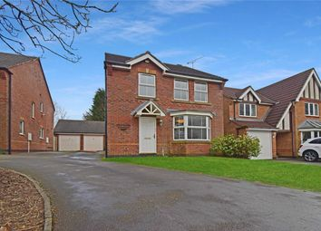 Thumbnail 4 bed detached house for sale in Newlyn Drive, South Normanton, Alfreton, Derbyshire