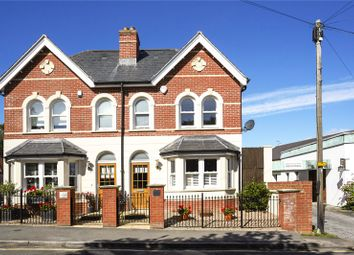 Thumbnail 4 bed semi-detached house for sale in Hastings Villas, Moores Road, Dorking, Surrey