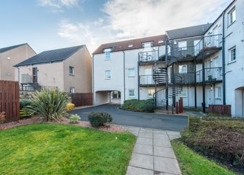 Thumbnail 2 bed flat for sale in Birrell Close, Kirkcaldy