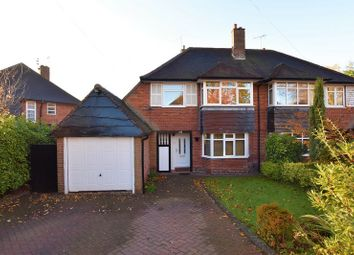 Thumbnail 4 bedroom semi-detached house to rent in Beresford Crescent, Newcastle-Under-Lyme