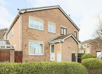 Thumbnail 2 bed semi-detached house for sale in Gunn Close, Bulwell, Nottingham