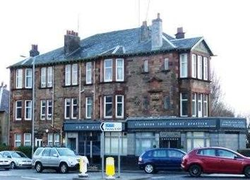 Thumbnail 1 bed flat to rent in Eastwoodmains Road, Clarkston, Glasgow
