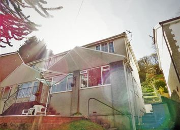 Thumbnail 3 bedroom semi-detached house for sale in Glen Road, West Cross, Swansea